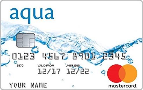 Aqua Reward Credit Card Review