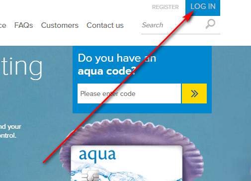 how to apply for aqua credit card