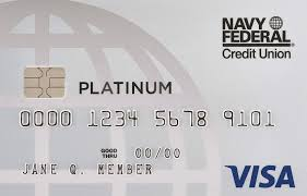 navy federal balance transfer card
