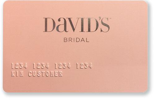 David's Bridal Credit Card review