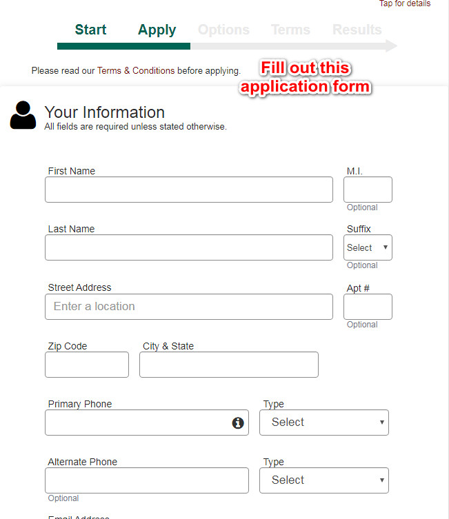 Apply for Dicks Sporting Goods MasterCard