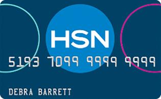 HSN Credit Card