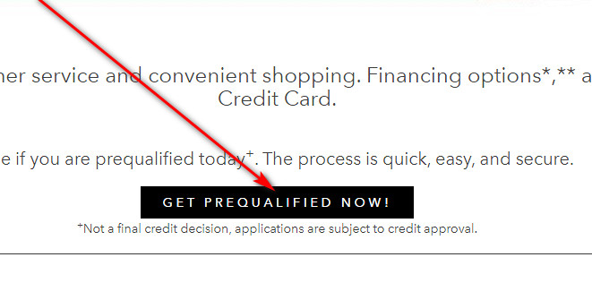 Apply for Kay Jewelers credit card