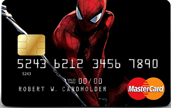 Marvel credit card review
