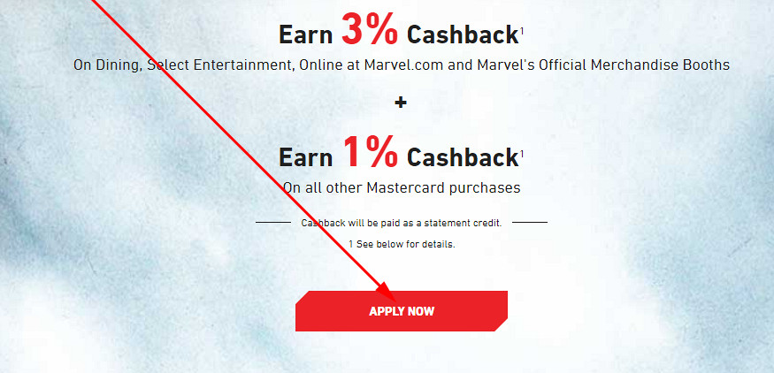 apply for marvel credit card