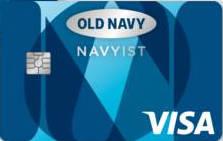old navy visa credit card