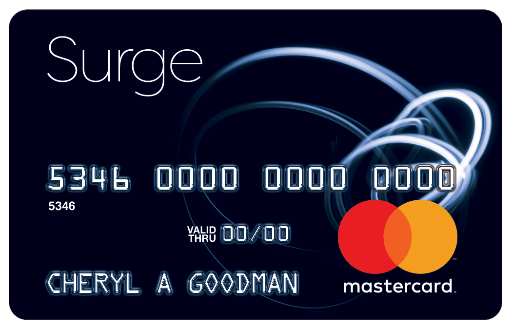 surge credit card review