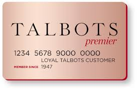 Talbots credit card review