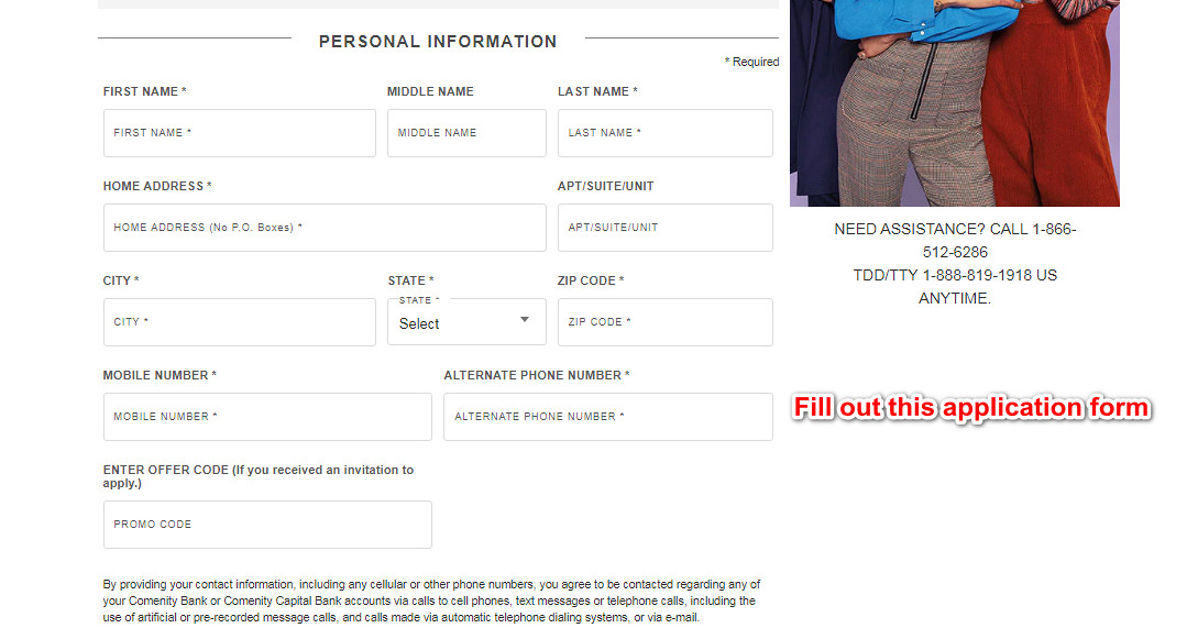 Apply for Forever 21 Credit Card