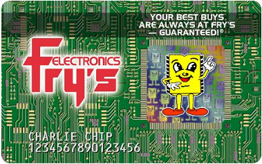 Fry's Credit Card Review
