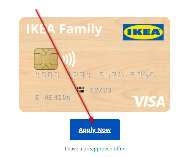 IKEA Visa Credit Card Review