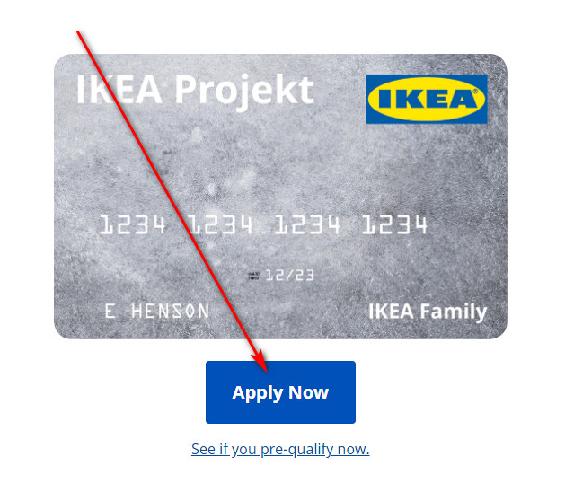 IKEA Project Credit Card Review