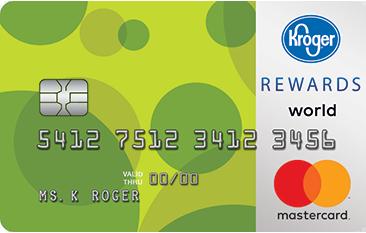 Kroger credit card review
